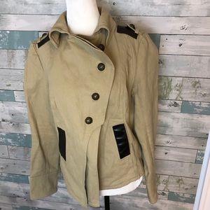 Mackage jacket size 8-10